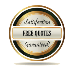 free quotes satisfaction guaranteed